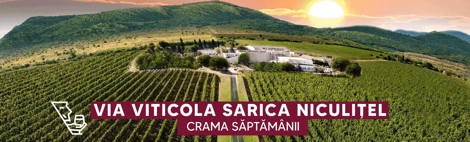 Via Viticola Sarica Niculitel