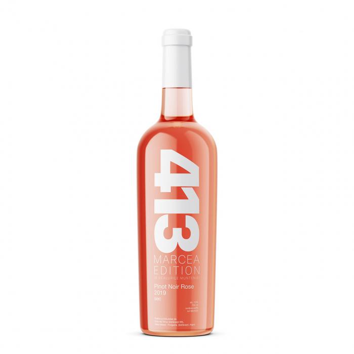 Vin 413 Rose 2019 Crama Marcea Desprevin.ro 0