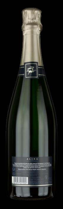 Vin Spumant Champagne Crama Alira Desprevin.ro 1