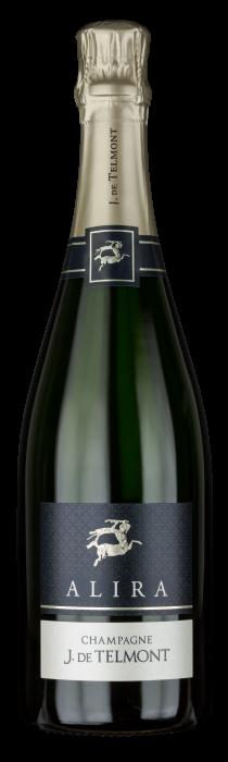Vin Spumant Champagne Crama Alira Desprevin.ro 0