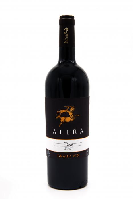 Grand Vin Cuvee Crama Alira Desprevin.ro 0
