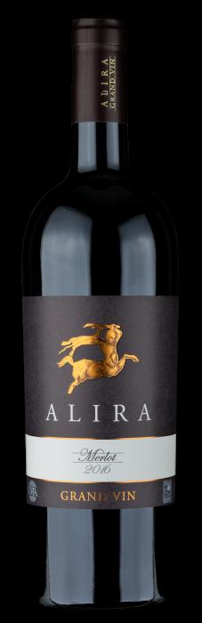 Grand Vin Merlot Crama Alira Desprevin.ro [0]