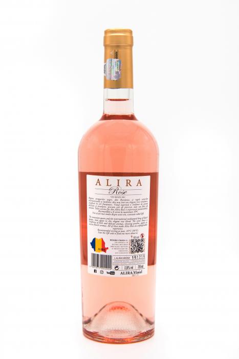 Vin Rose Crama Alira Desprevin.ro 1