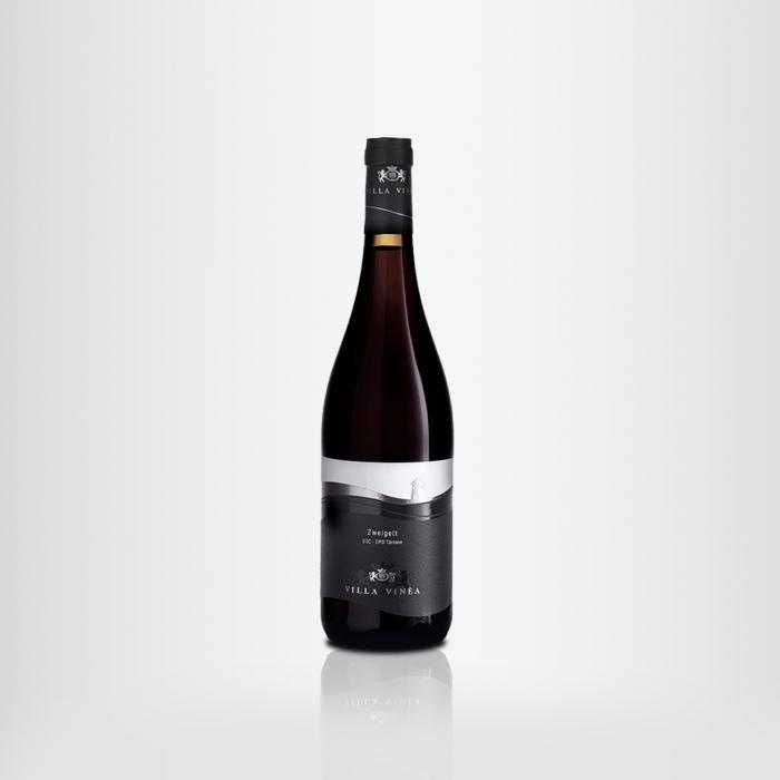 Vin Premium Zweigelt Villa Vinea Desprevin.ro 0