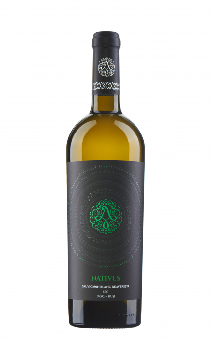 Vin Sauvignon Blanc Nativus Domeniile Averesti Desprevin.ro 0