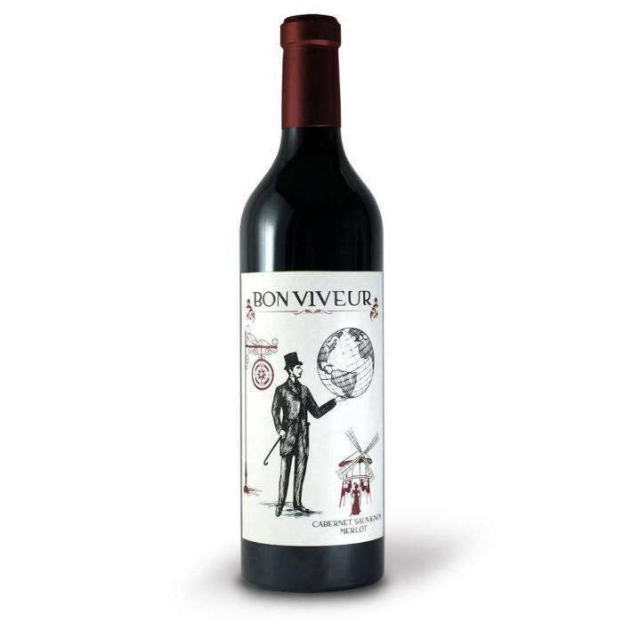 Vin Bon Viveur Rosu Licorna Winehouse Desprevin.ro 0