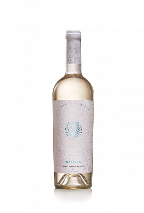 Vin Chardonnay Nativus Domeniile Averesti Desprevin.ro 0