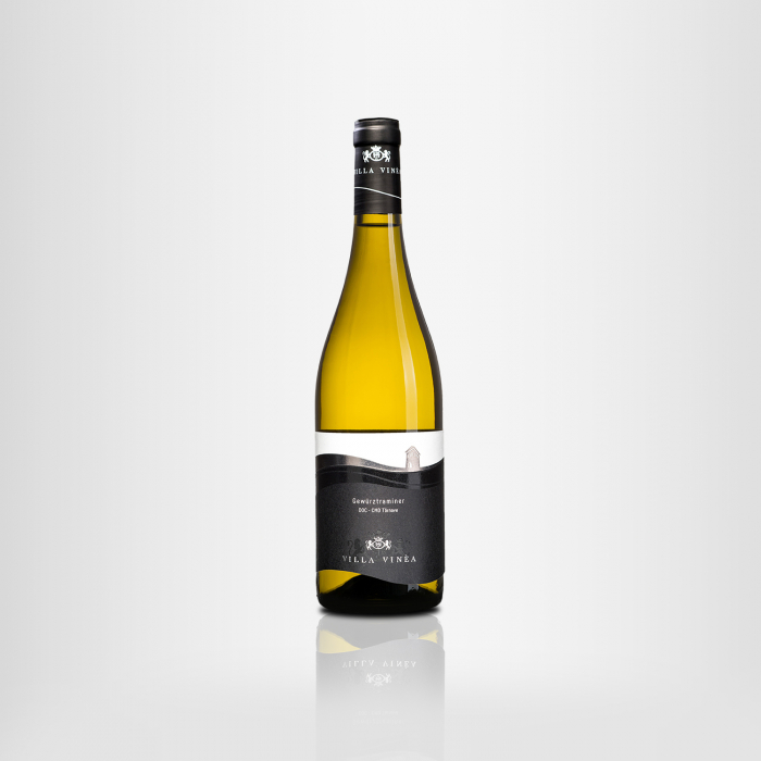 Vin Selection Gewurztraminer Villa Vinea Desprevin.ro 0
