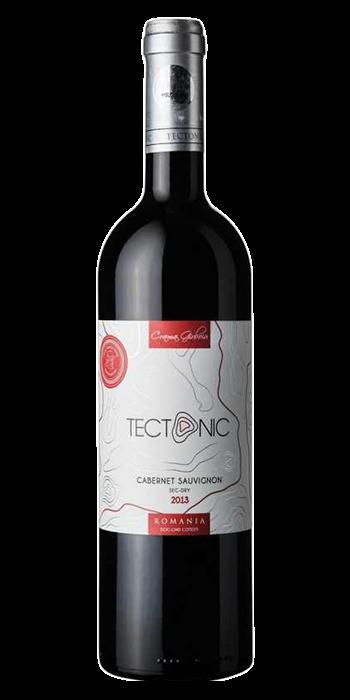 Vin Tectonic Cabernet Sauvignon Crama Girboiu Desprevin.ro 0