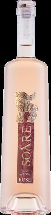 Vin Soare Cabernet Sauvignon Rose Crama Vinarte Desprevin.ro 0