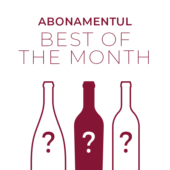 Abonament Vin Best of the Month DespreVin.ro 0