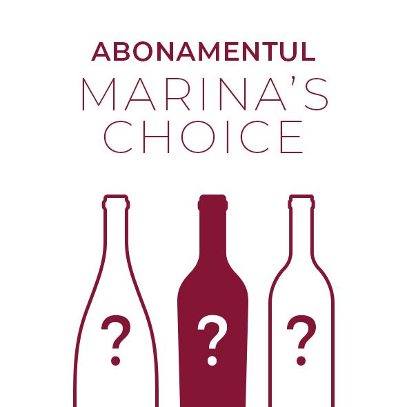 Abonament Vin Marina's Choices DespreVin.ro 0