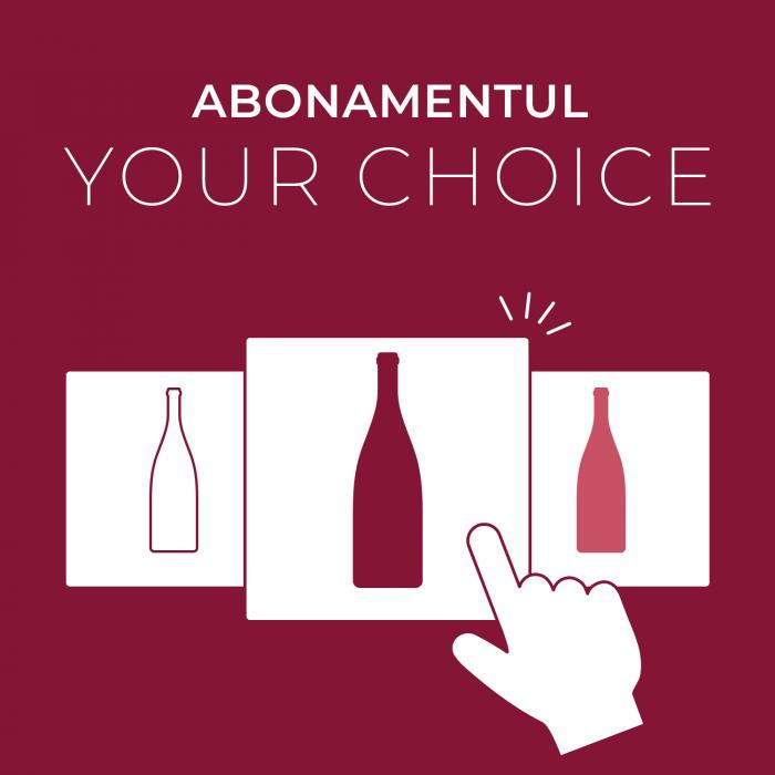 ABONAMENT YOUR CHOICE [0]
