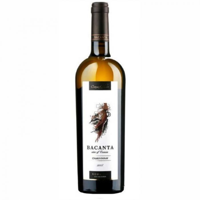 Vin Bacanta Chardonnay Crama Girboiu Desprevin.ro 0