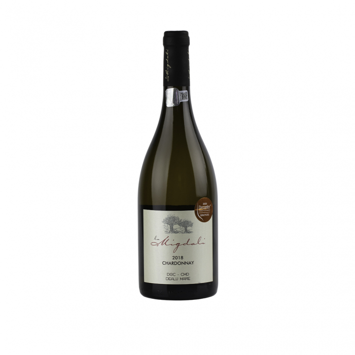 Vin Chardonnay Domeniile La Migdali Desprevin.ro 0