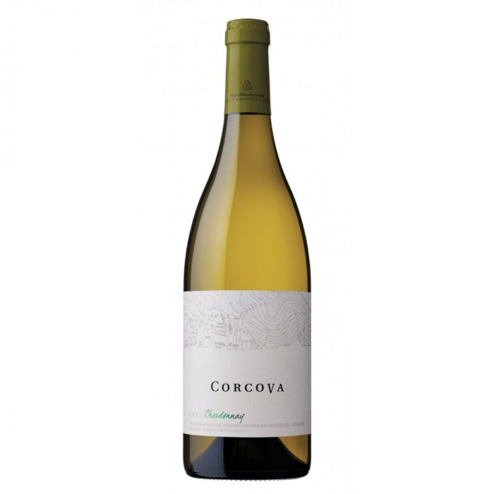 Corcova Reserve Chardonnay Desprevin.ro 0