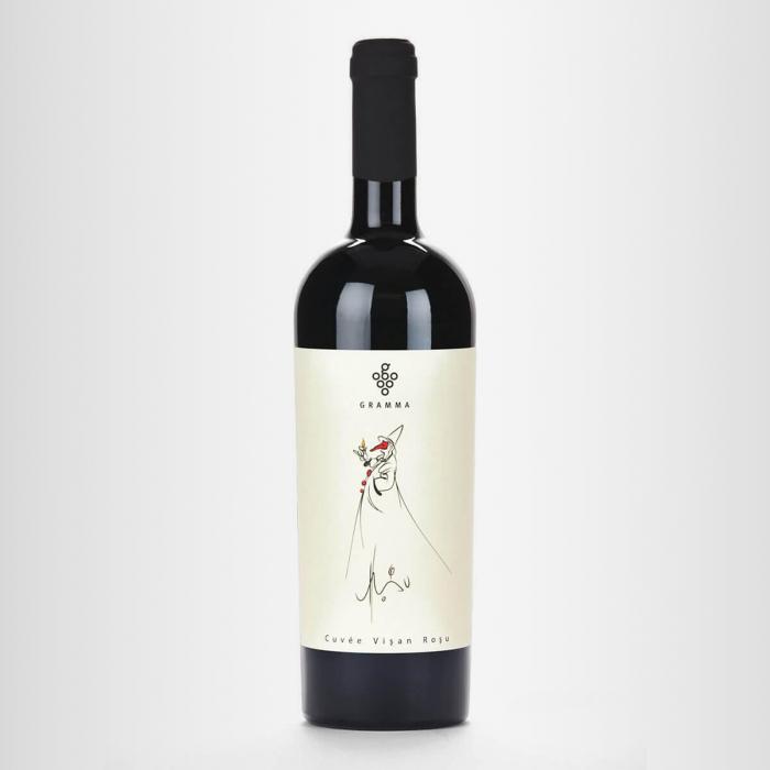Vin Cuvee Visan Rosu Crama Gramma Desprevin.ro [0]
