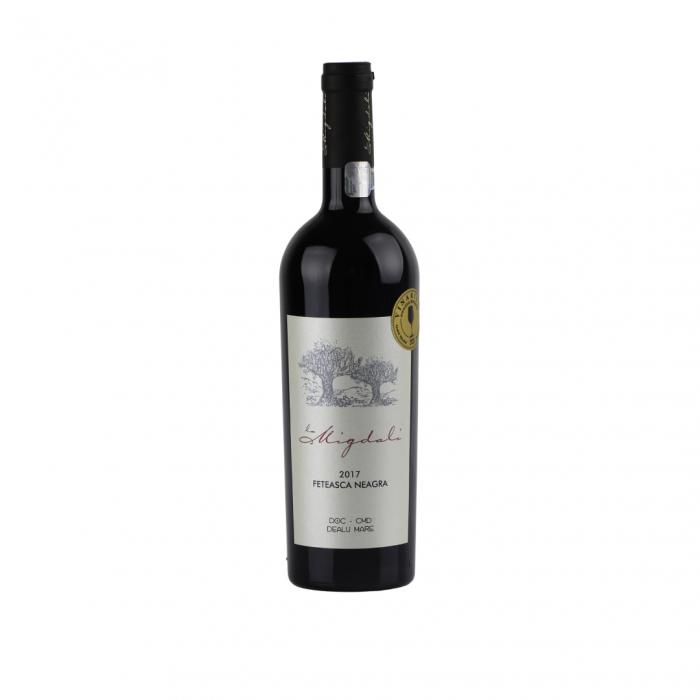 Vin Feteasca Neagra Domeniile La Migdali Desprevin.ro 0