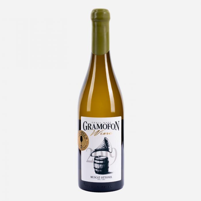 Muscat Ottonel Gramofon Wine Desprevin.ro [0]