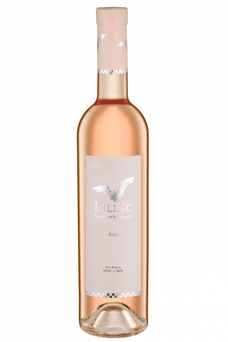 Vin Rose  Crama Liliac  Desprevin.ro 0