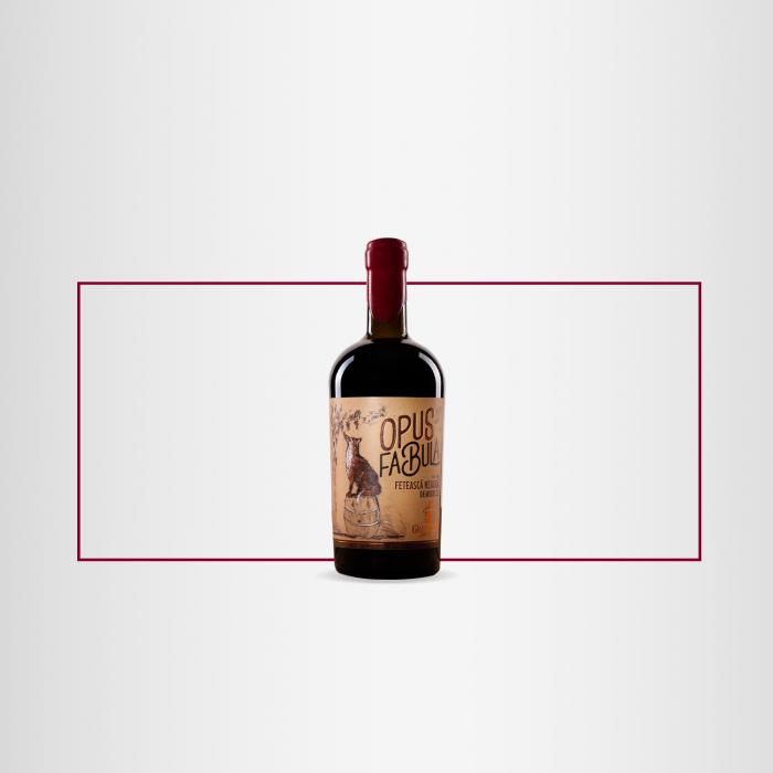 Opus Fabula Feteasca Neagra Gramofon Wine Desprevin.ro [0]