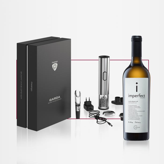 PACHET CADOU - Desfacator automat Prestigio Prestigio Garda + Vin Rasova Imperfect Alb Desprevin.ro [0]
