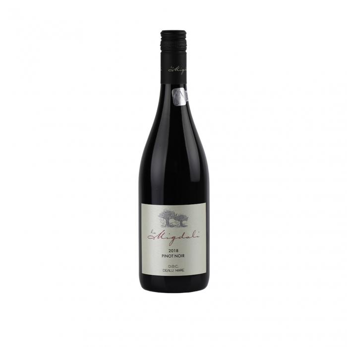 Vin Pinot Noir Domeniile La Migdali Desprevin.ro 0