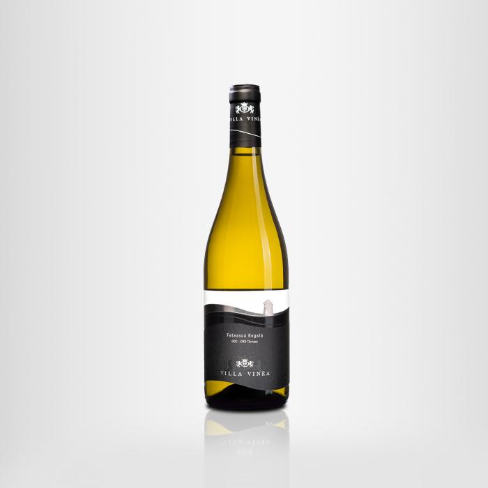 Vin Premium Feteasca Regala Villa Vinea Desprevin.ro 0