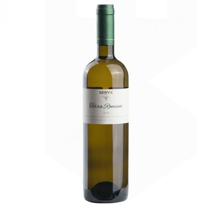 Terra Romana Sauvignon Blanc Fetească Albă SERVE Desprevin.ro 0