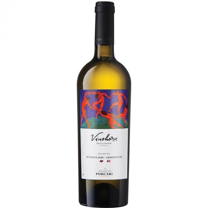 VINOHORA Fetească Albă Chardonnay Desprevin.ro [0]