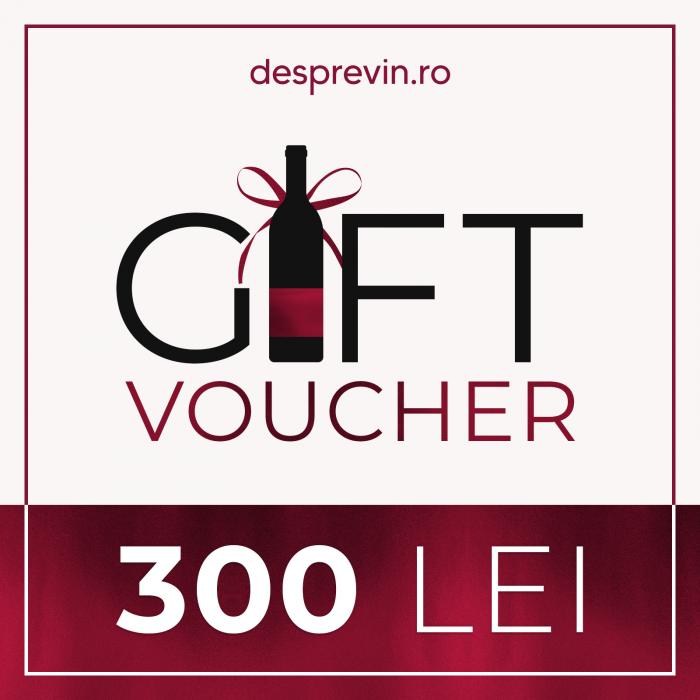 Voucher Cadou Desprevin.ro 300 lei [0]