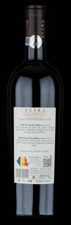 Grand Vin Merlot Crama Alira Desprevin.ro [1]