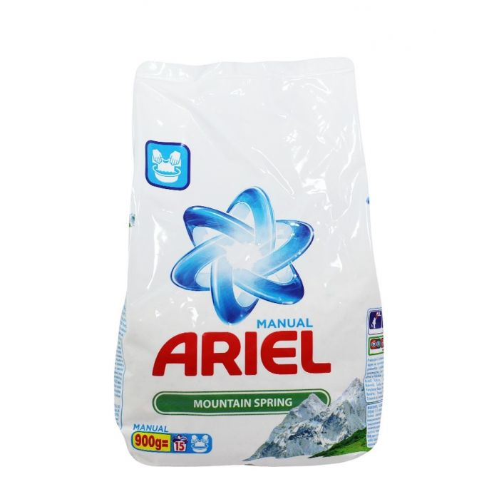 Ariel Det.  Manual Mountain Spring 900g [0]