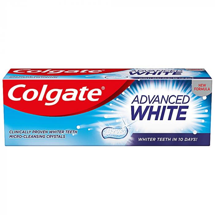 Colgate Pasta Dinti Advenced White 50ml [0]