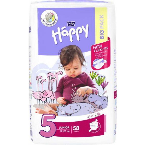 Happy Big Pack Junior 12-25Kg Nr5, 58Buc [0]