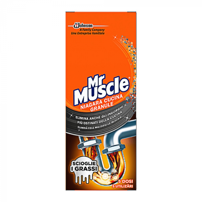 Mr. Muscle Granule 250g [0]