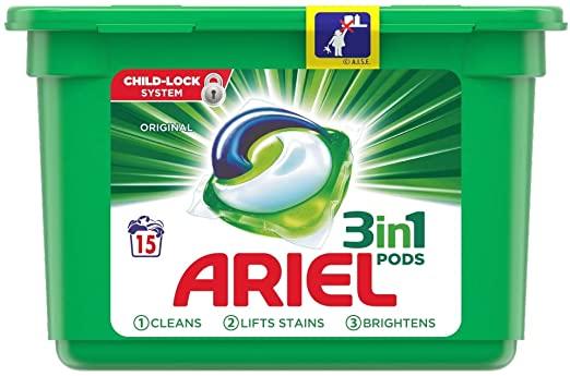 Ariel Original 15Caps [0]
