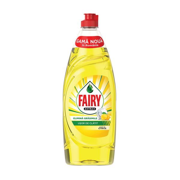 Fairy Extra Plus Citrus 900ml 0