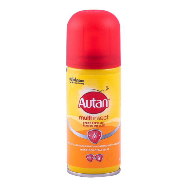 Autan Multi-Insect Spray 100ml 0