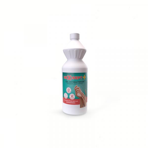 Hexisept + Gel Antibacterian 1L 0