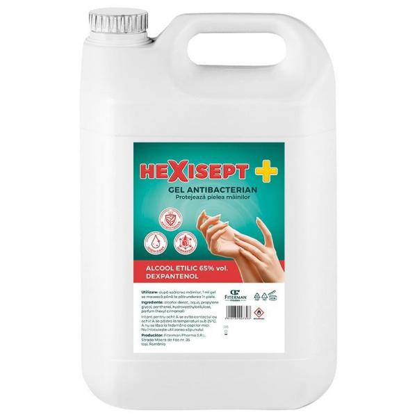 Hexisept+ Gel Antibacterian 5L 0