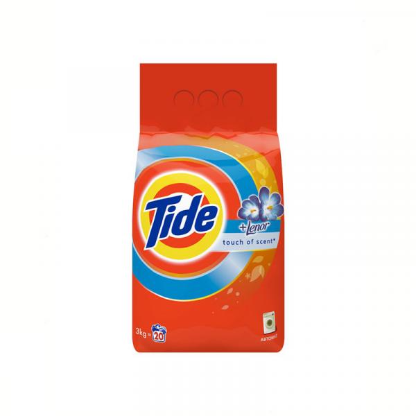 Tide Detergent De Rufe Lenor Scent Touch 3kg 0