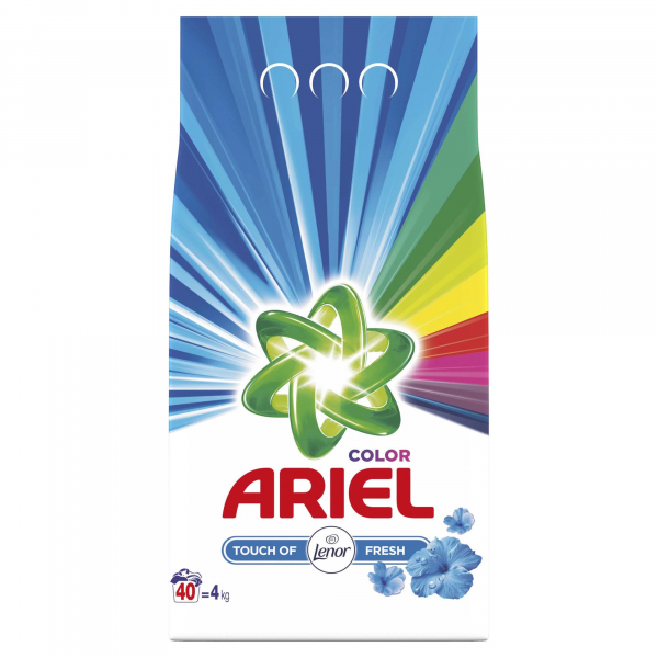 Ariel 2in1 Tol Fresh 4kg 0