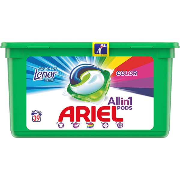 Ariel All In One Touch Of Lenor 39 caps [0]