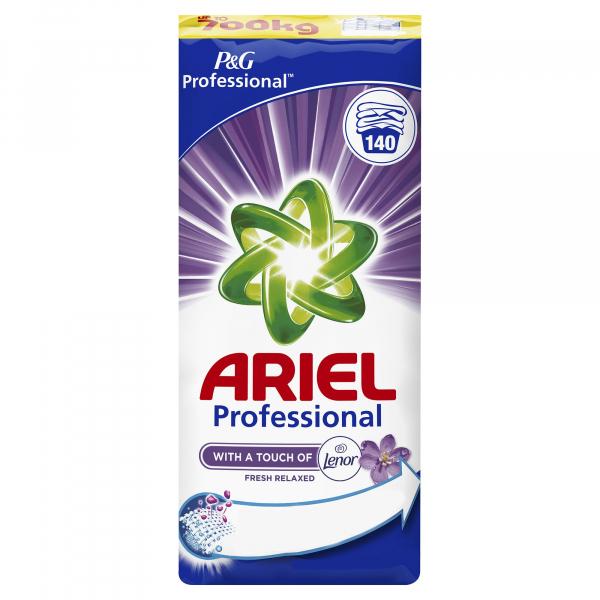 Ariel Pudra Lenor Fresh Relaxed 14kg 0