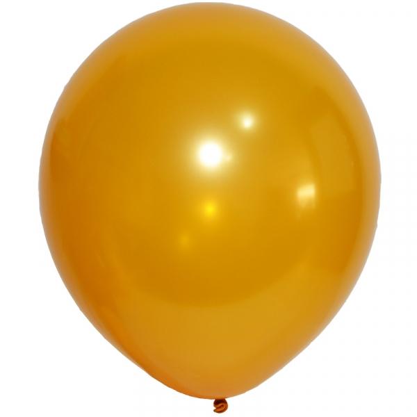 Baloane 2,8 g, aurii, 100 buc/set 0