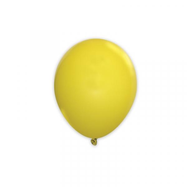 Baloane 2,8 g, galbene, 100 buc/set 0