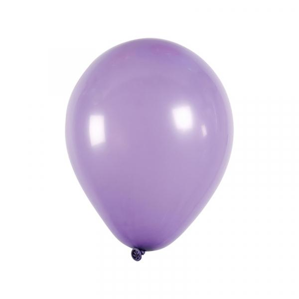Baloane 2,8 g, mov, 100 buc/set 0