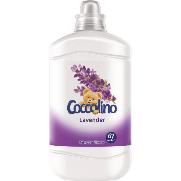 Balsam de rufe Coccolino Lavender, 1.68L, 67 spalari [0]