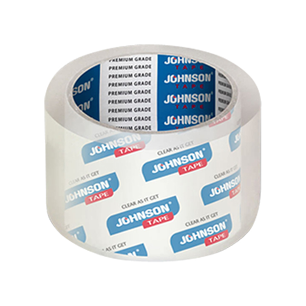 Banda Adeziva Transparenta Johnson 90y / 82 M 1